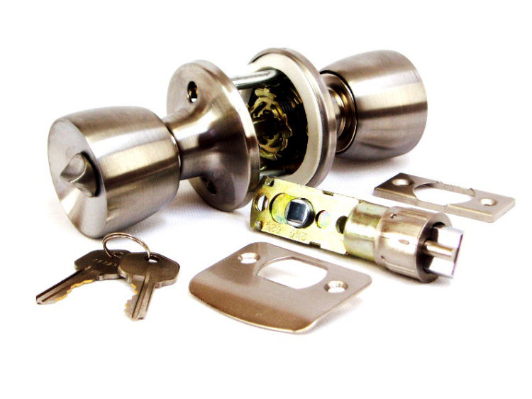 Entrance Lock Set  sc 1 st  American Hardware Manufacturing & American Hardware Mfg Mobile Home u2013 Hardware u2013 Door Locks